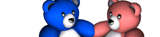 Free-C4D-3D-Model-Teddy-Bear