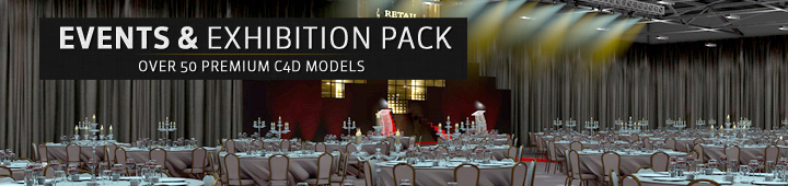 Pixel Lab Events And Exhibition Pack