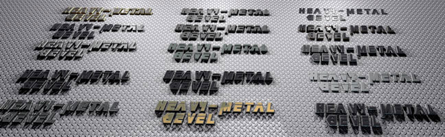 Heavy-Metal-Bevels-C4D-3D-Text-Titles-Trailer