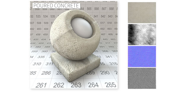 Poured-Concrete