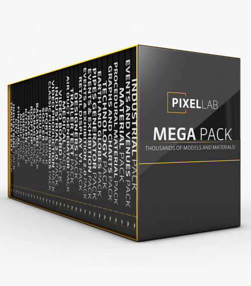 Mega Pack Bundle