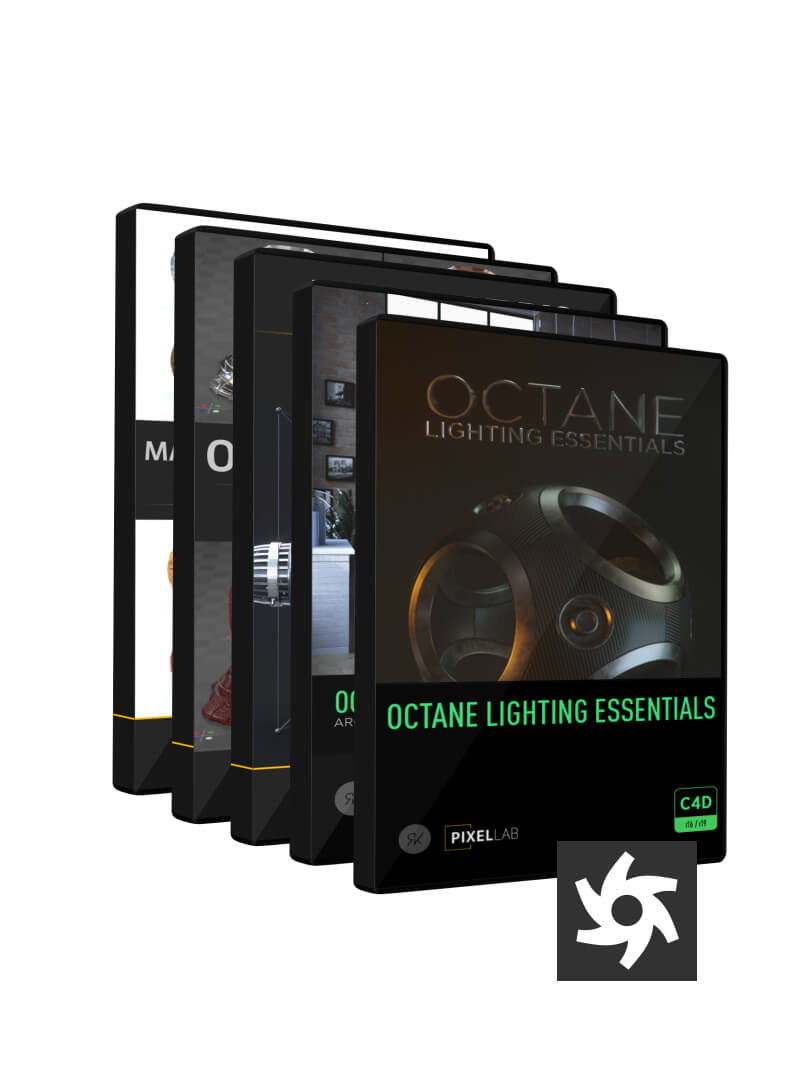 Octane for Cinema 4D Bundle Product