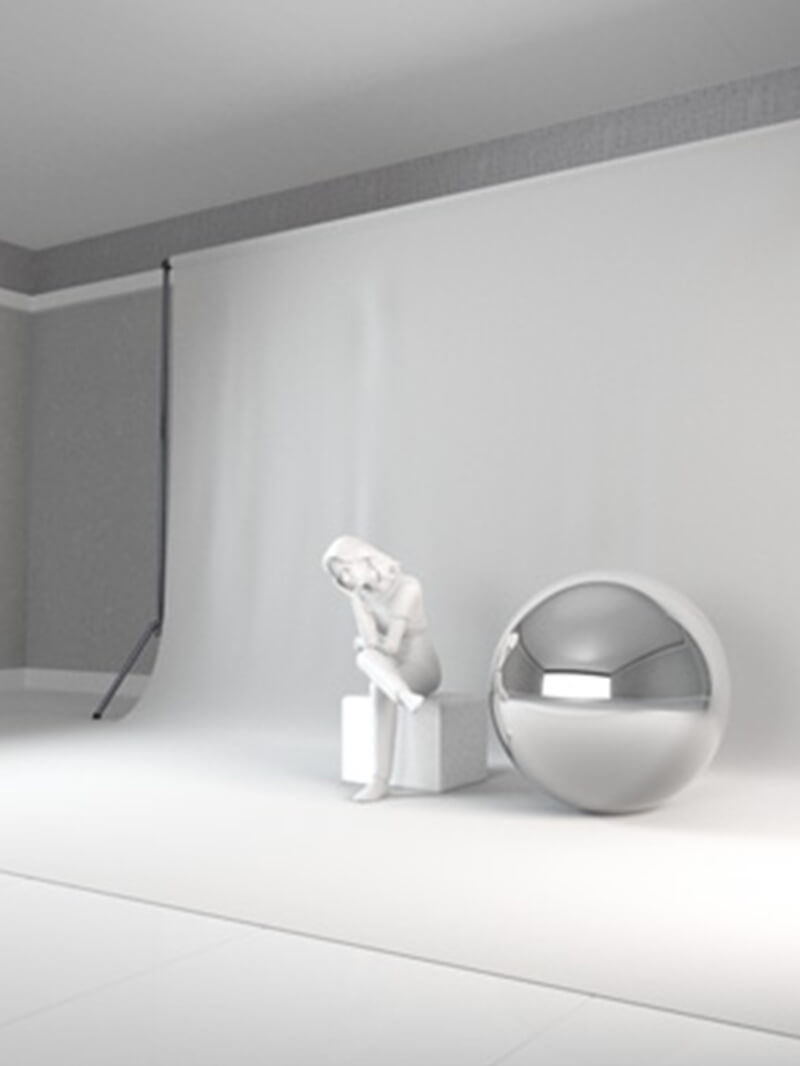 Free Cinema 4D 3D Model Studio Scene