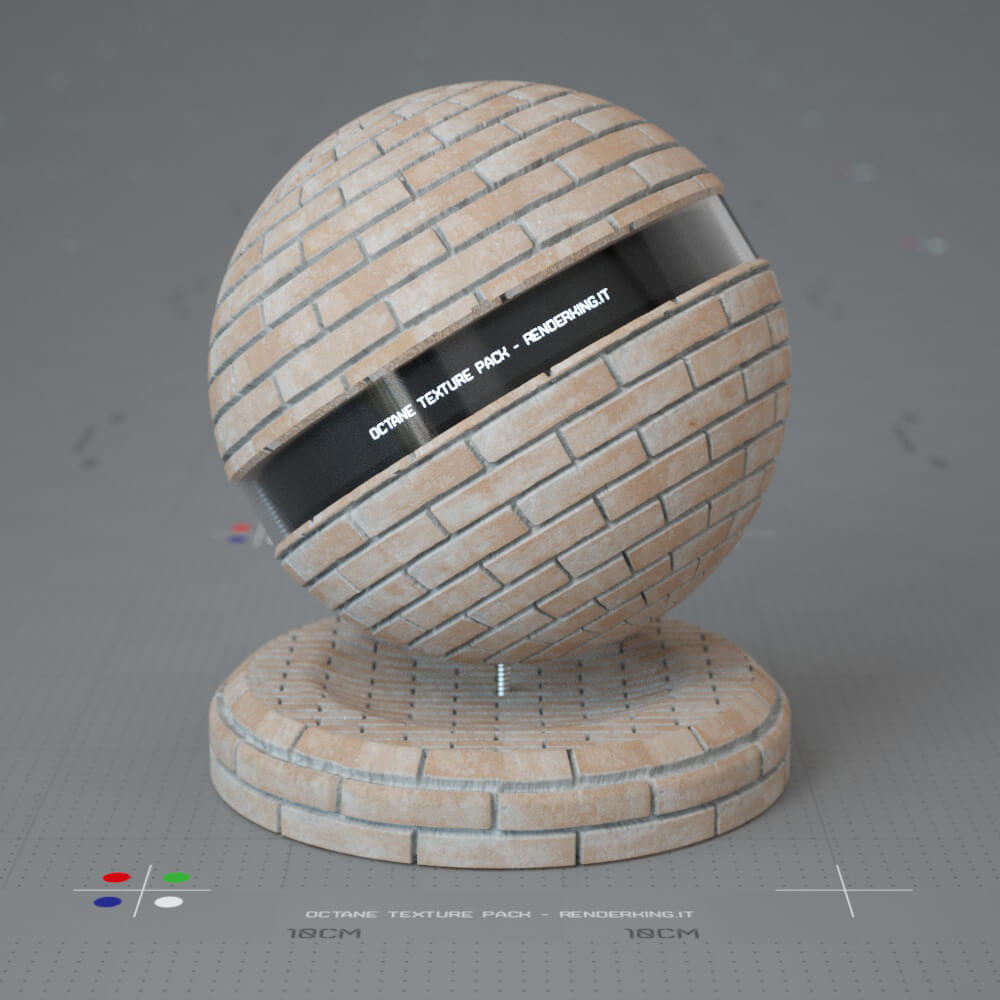 Cinema 4D Octane Texture Pack 2 Architectural Version
