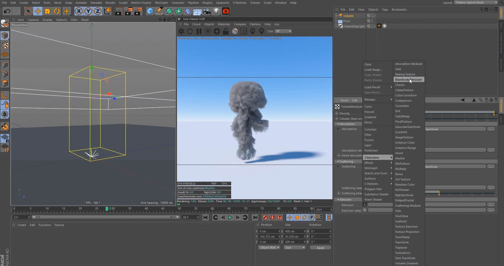 Octane Master Course for Cinema 4D