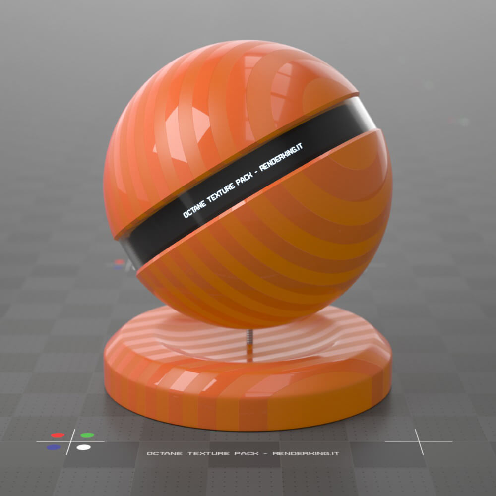 Octane Texture Material Pack 3 Procedural Edition