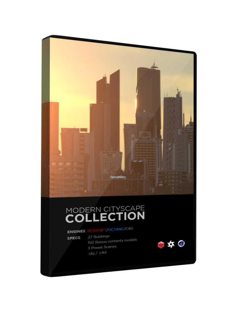 Modern Cityscape Collection