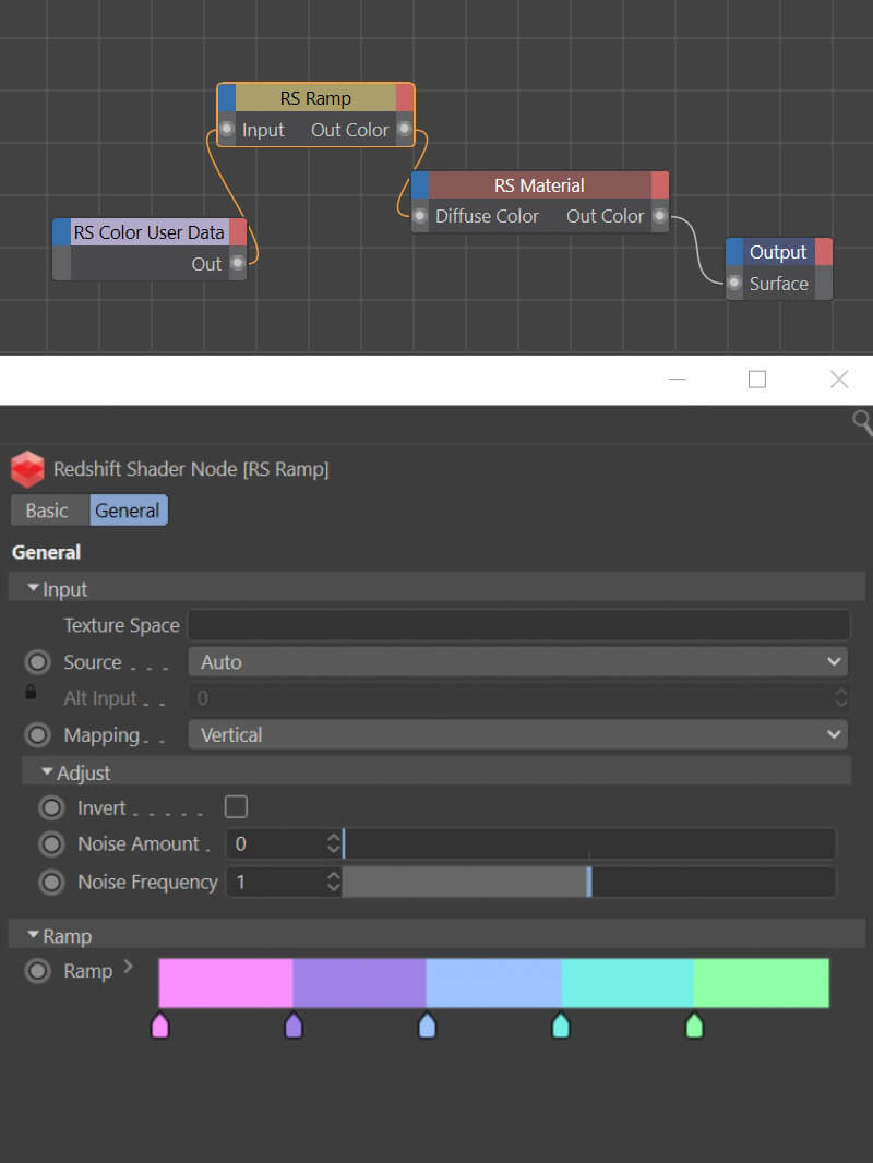 Cinema 4D + Redshift Tutorial: How to use the Color User Data Node to Save Time