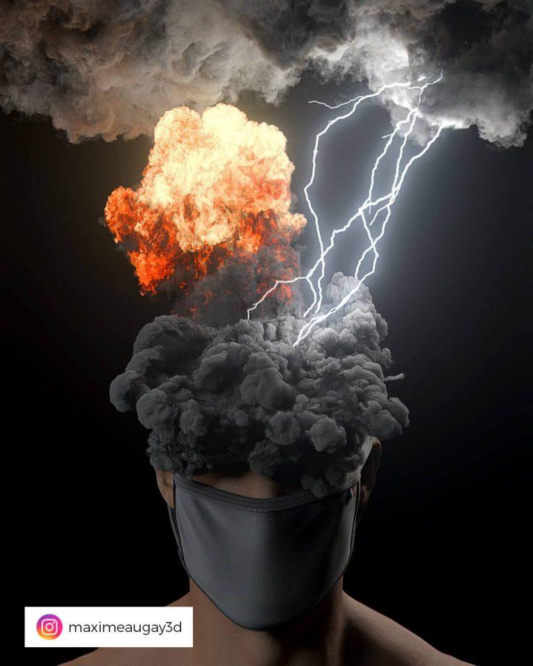 VDB 3D Volumes Smoke Cloud Fog Explosion Fire