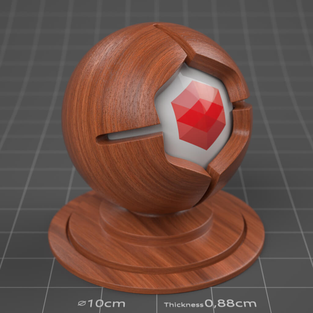 01_RS_African_Mahogany_Plank_4K_Cinema_4D_Material_Wood