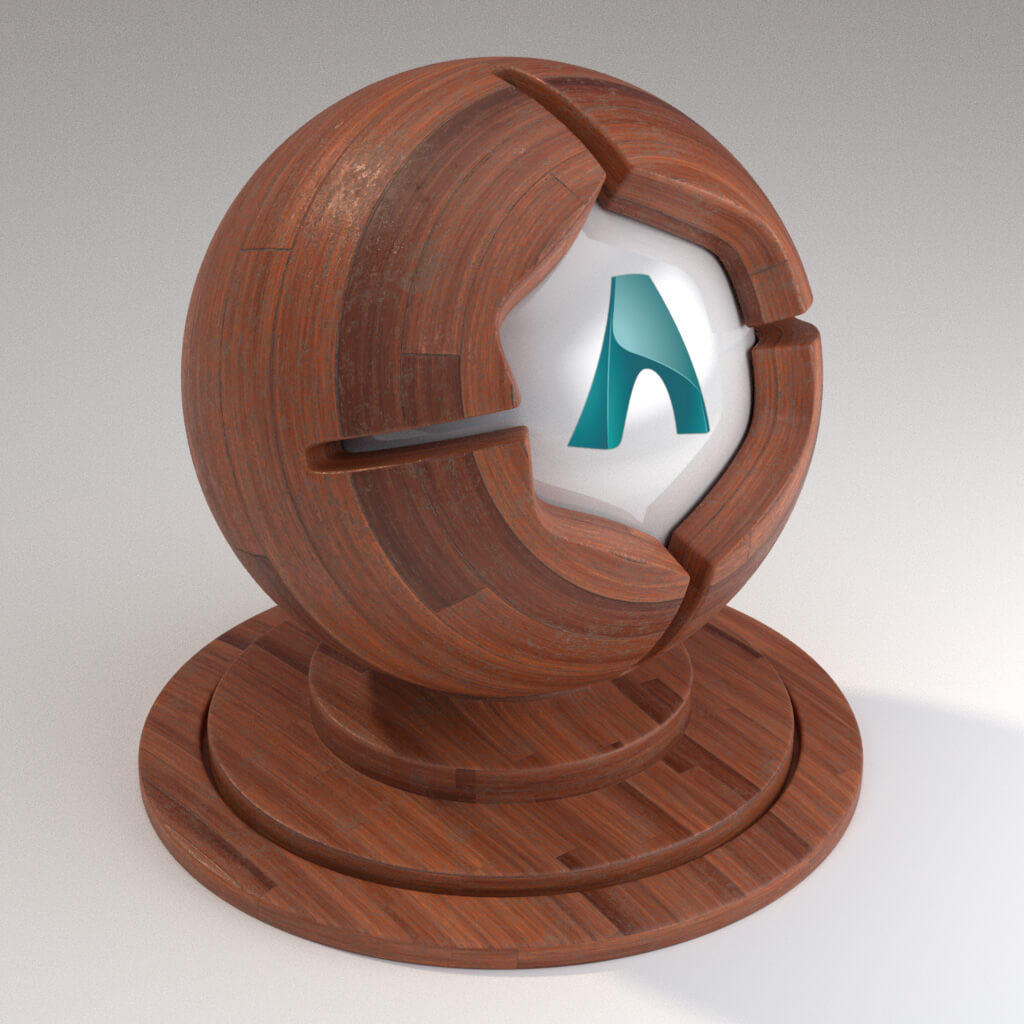 Cinema_4D_Arnold_Material_Pack_Mutating_Wood_African_Mahogany_Parquet_English_Dirty_4K