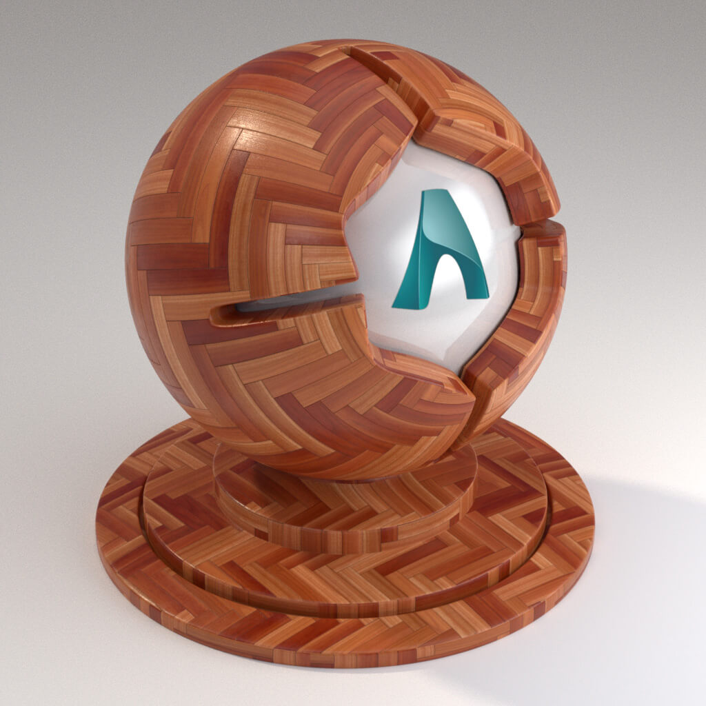 Cinema_4D_Arnold_Material_Pack_Mutating_Wood_American_Cherry_Parquet_Herringbone_Smudged_4K