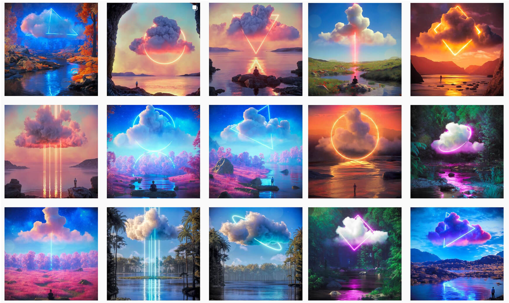 VDB Clouds Pack