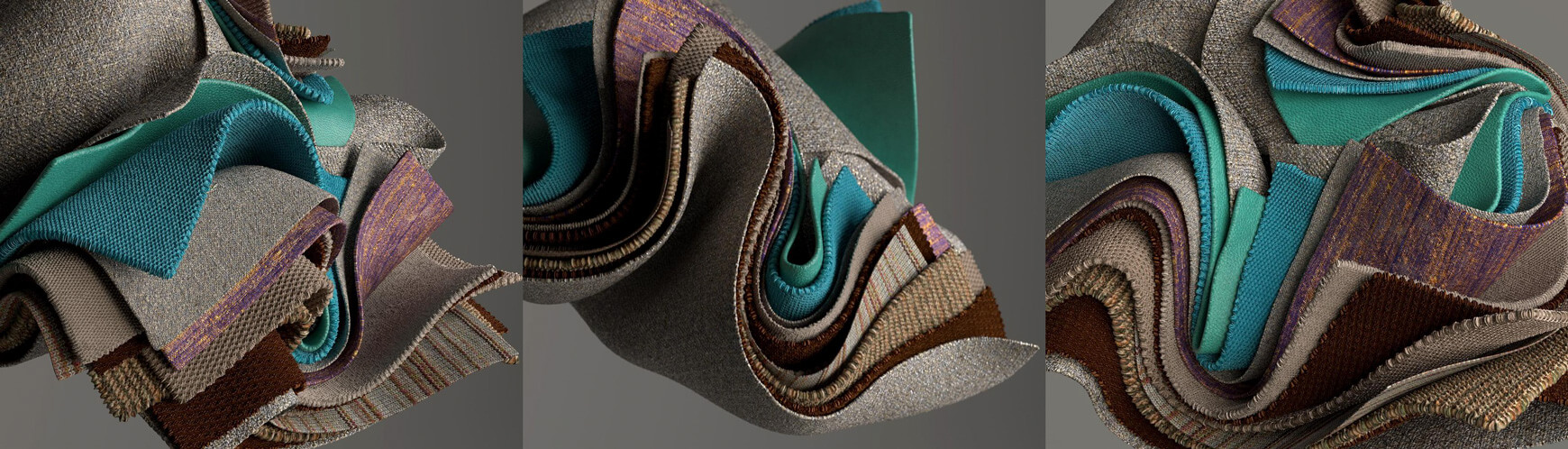 Redshift Material Pack Fabric Cloth Cinema 4D