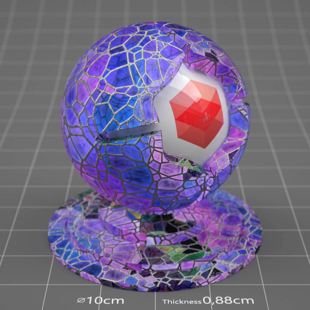 Redshift RS Cinema 4D Texture Translucent