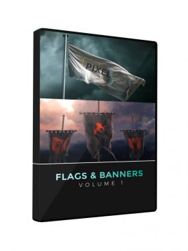 Flags and Banners Pack