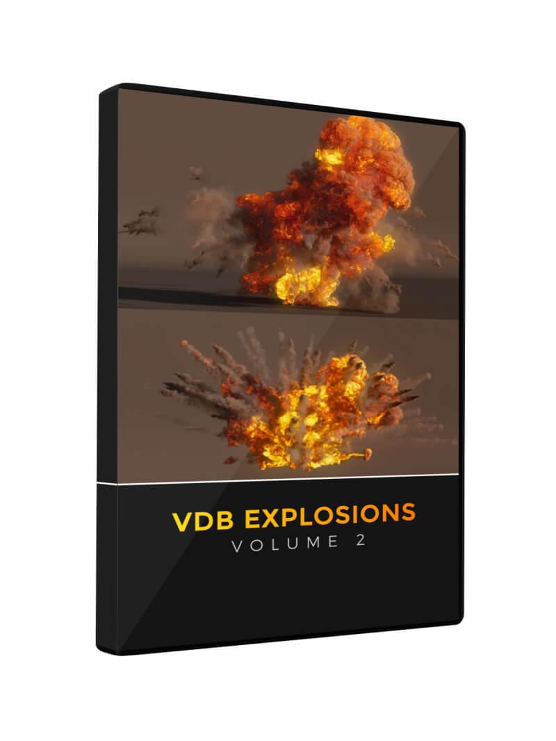VDB Explosions 2
