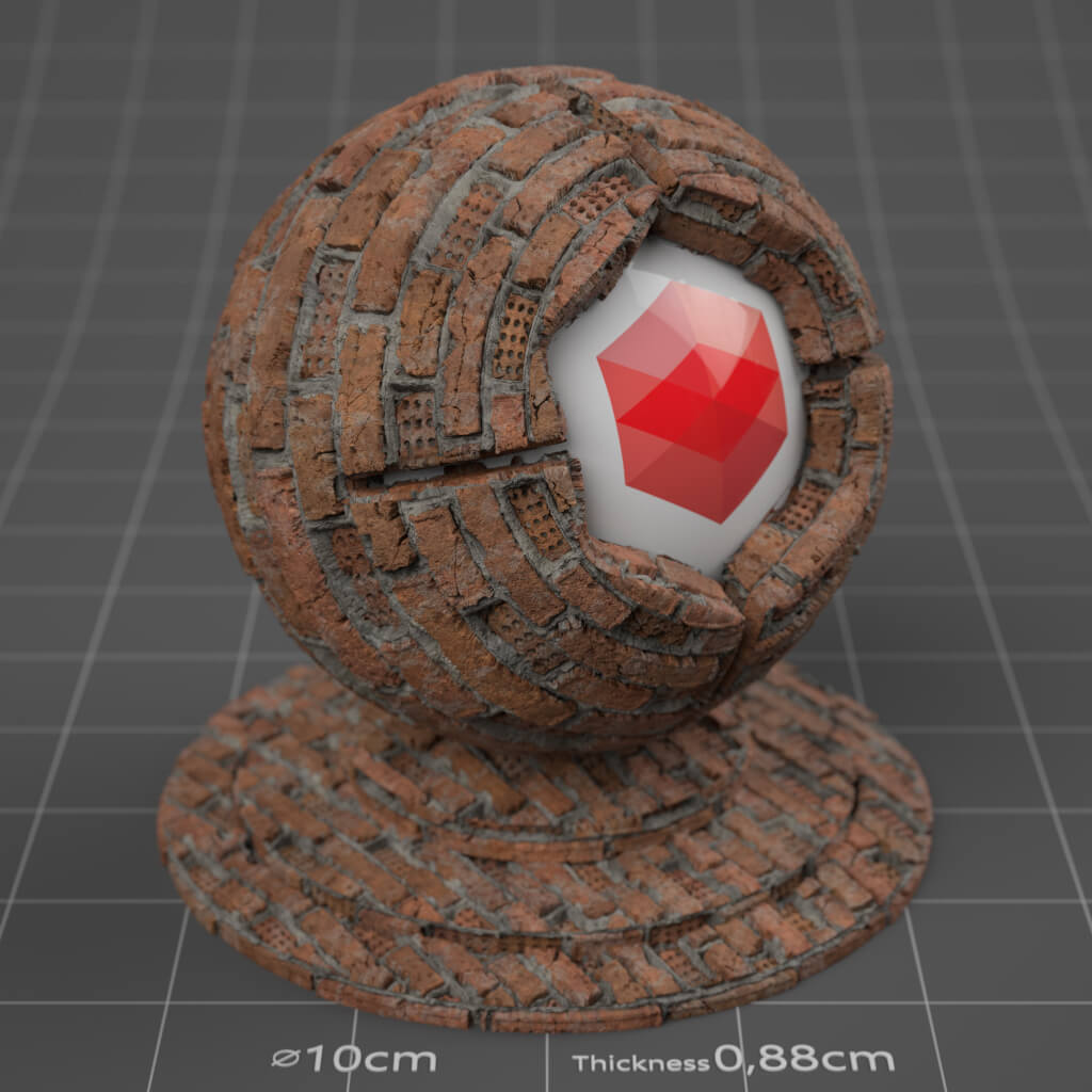 14_RS_Brick_14_Wall_Damaged_Cinema-4D-Redshift-Material