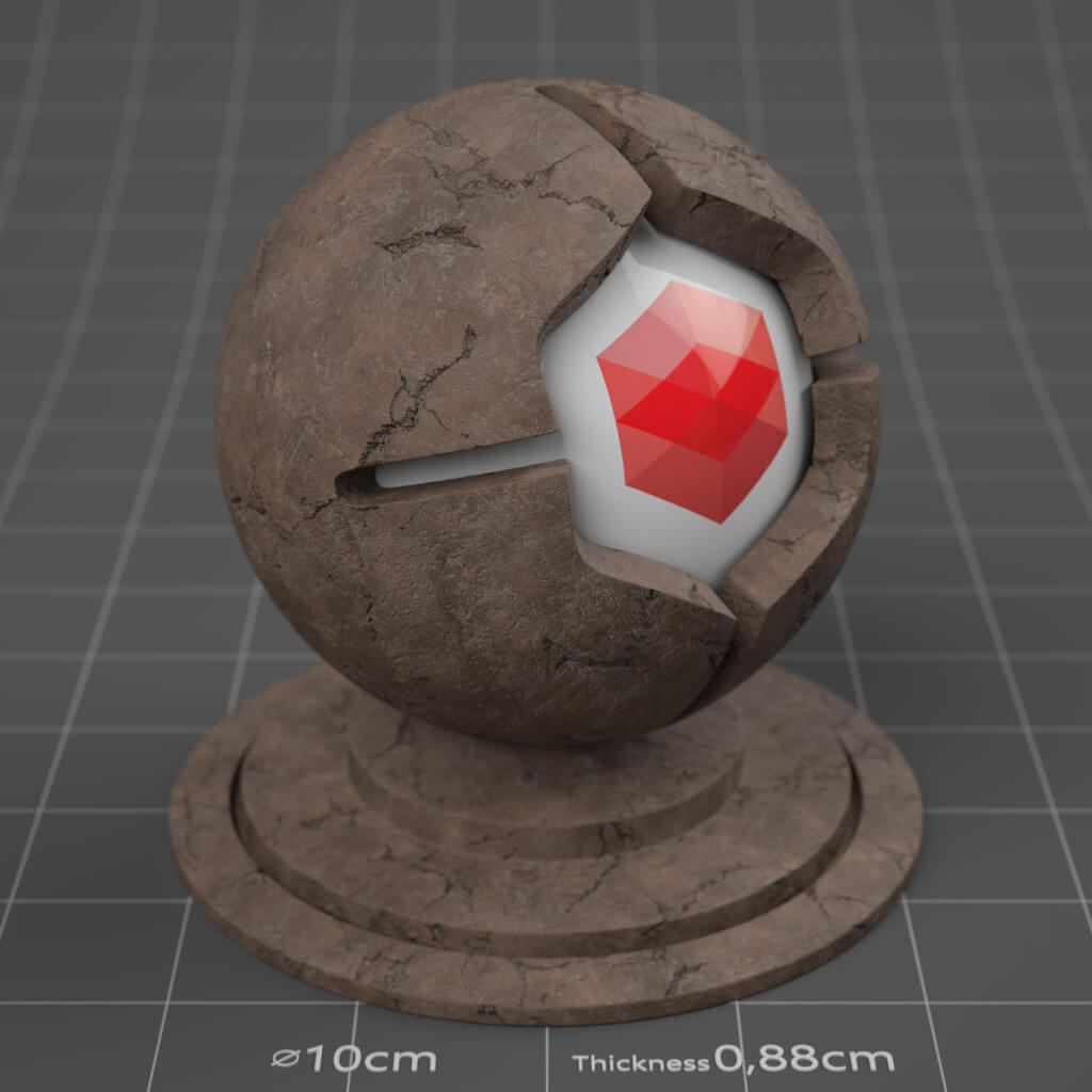 15_RS_Brick_04_Basic_Damaged_Cinema-4D-Redshift-Material