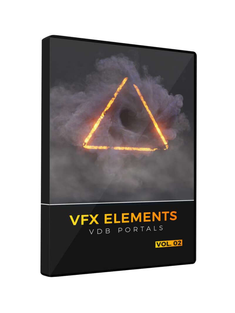 VFX Assets VDB Portals