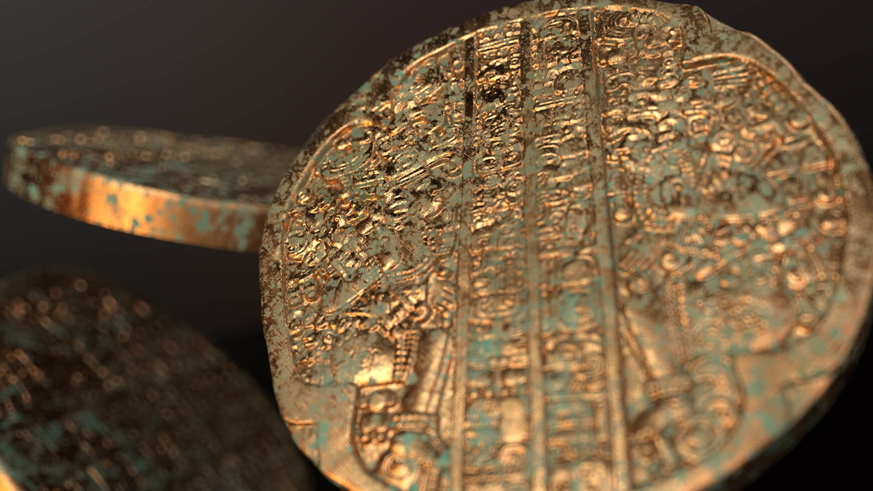Imperfect Metals Collection for Redshift RS Maxon Cinema 4D