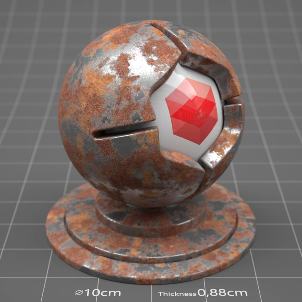 RS_Corroded_Metal_04_4K_Redshift_Cinema_4D_Material_Texture