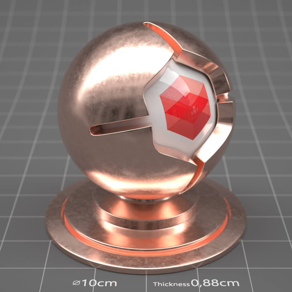 RS_Smudged_Metal_04_4K_Redshift_Cinema_4D_Material_Texture