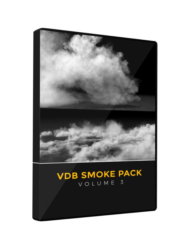 VDB Smoke Pack 3 Volumetrics Atmosphere Fog